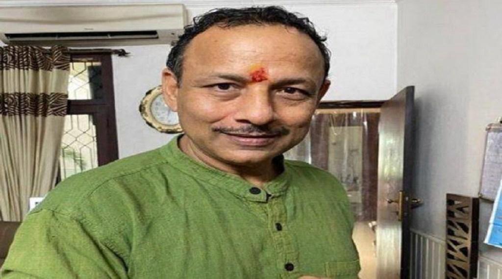 anurag bhadouria sp, tv debate, amish devgan, cm yogi, mukhtar ansari