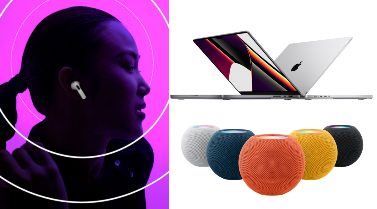 MacBook Pro, AirPods 3 and HomePod Mini launched at Apple October 2021 Event, Know – Features, Features and Price – Apple at October 2021 Event MacBook Pro, AirPods 3 and HomePod Mini launch, know – features, features and price