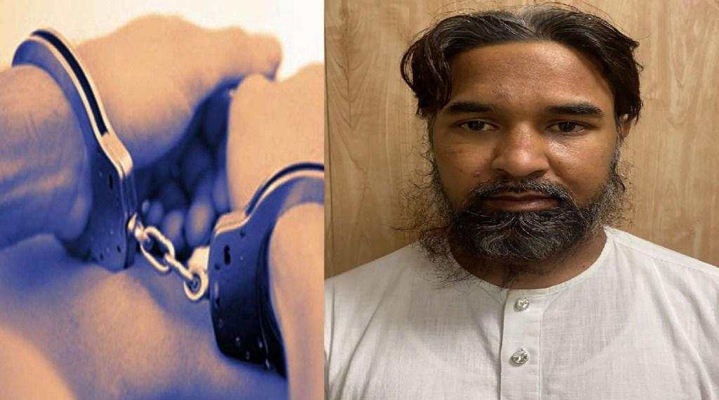 pak terrorist arrest, delhi police