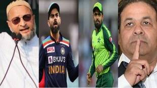 ind-vs-pak-t20-world-cup-2021-match-facing-controversies-after-politics-started-asaduddin-owaisi-subramanian-swamy-opposed-rajeev-shukla-gives-answer