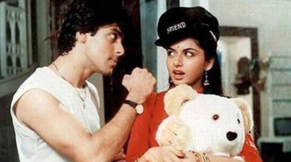 Bhagyashree is willing to reunite with Salman Khan after 'Maine Pyar Kiya' Says- This will create a lot of talk
