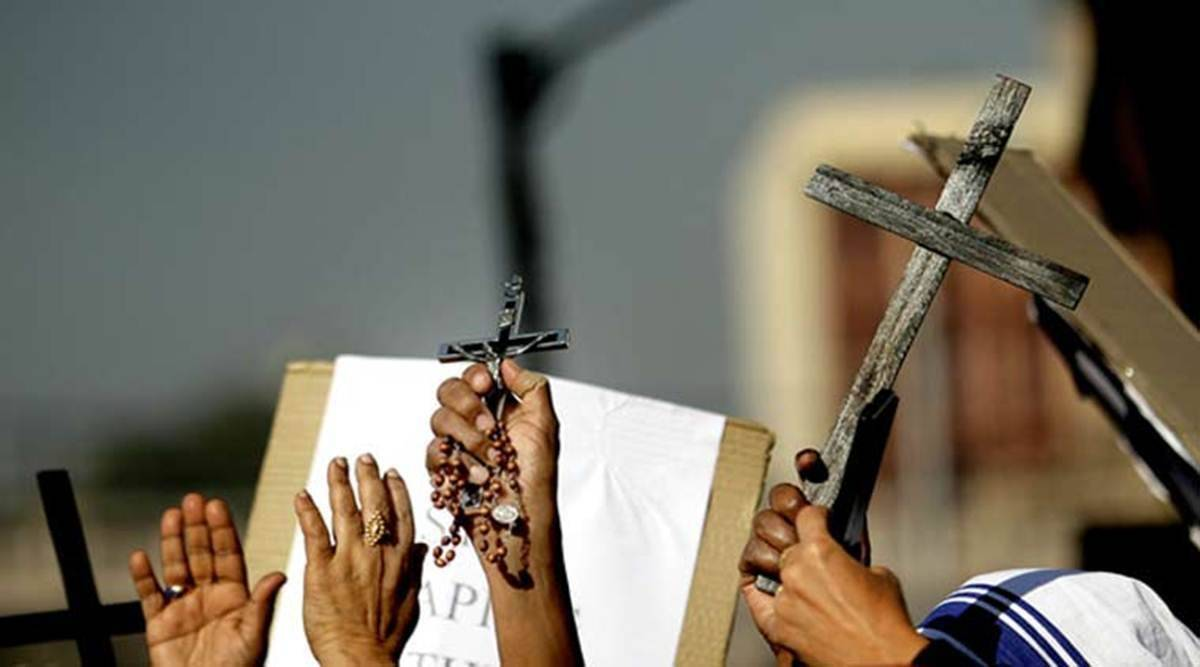 Christian missionaries running forced conversion campaigns in border areas of Punjab Akal Takht Jathedar said – SGPC will fight hard  Akal Takht Jathedar said