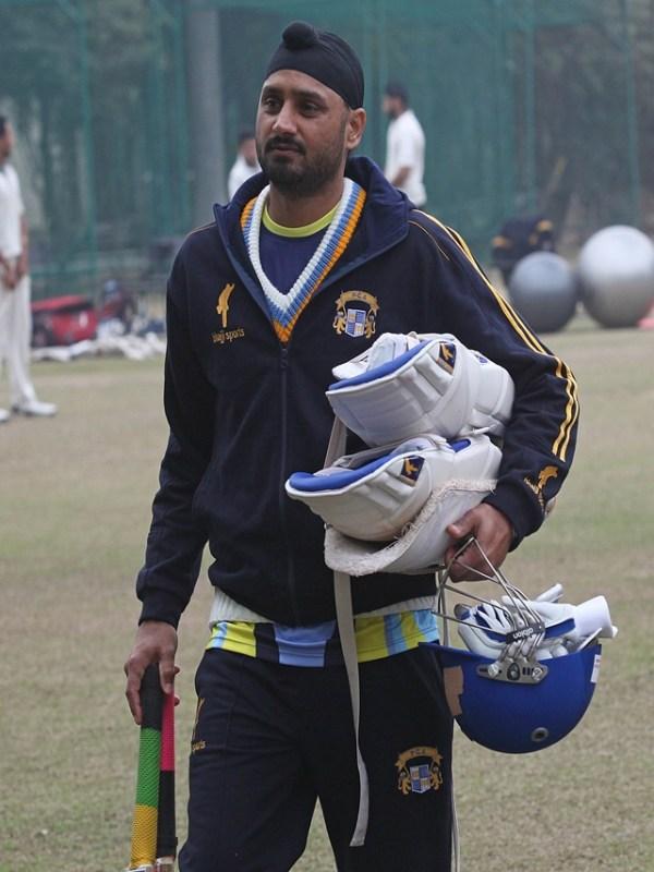 Harbhajan Singh Bhajji