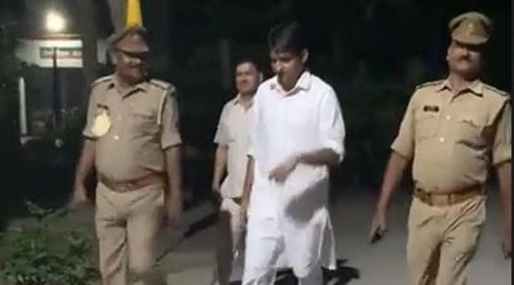 deependra hooda, lakhimpur kheri, up police
