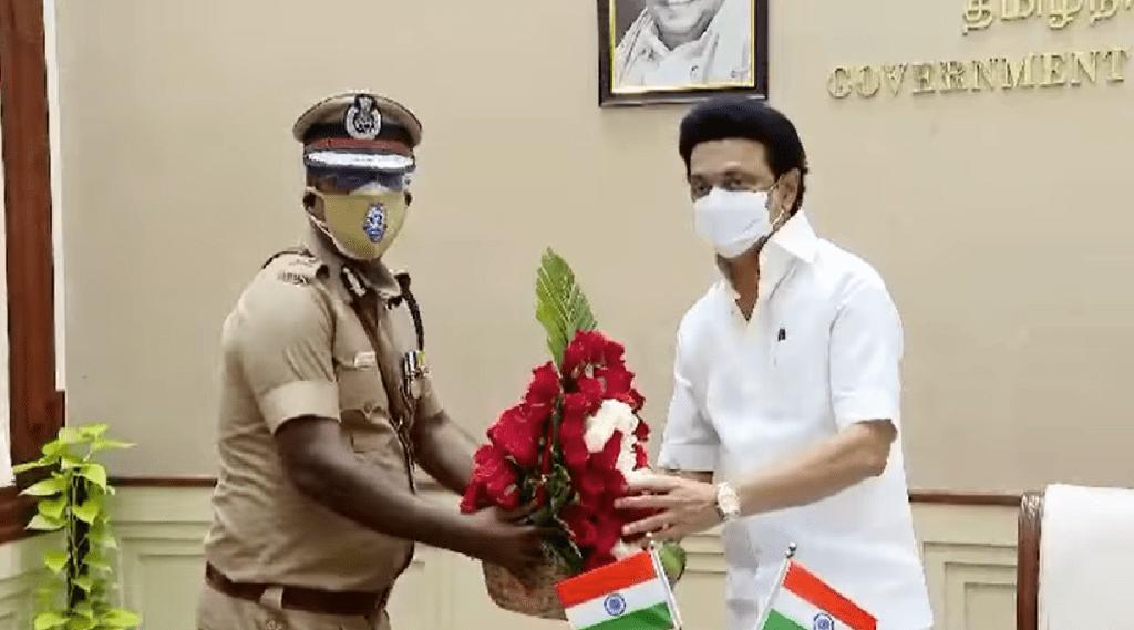 Chennai, Cap with blood stains, DGP Retirement, Rajiv Gandhi assassination, EX PM Rajeev
