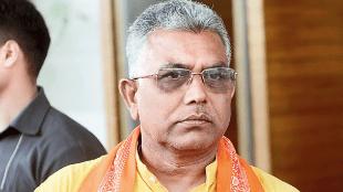 West Bengal, BJP Clash, Dilip Ghosh, BJP President Sukanta Majumder, Katwa