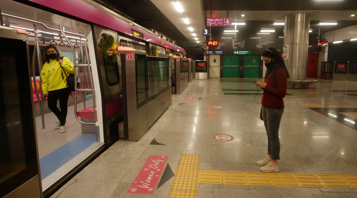 Delhi Metro launches free WiFi services at Yellow Line metro stations Know- how many stations will get this facility