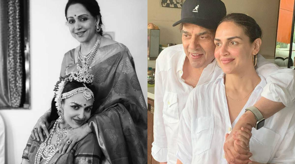 Esha Deol Did Not Like to See Hema Malini And Dharmendra With Other Co Stars Actress Reveal Reasons