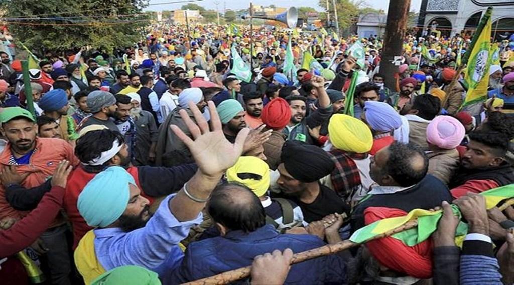 farmer protest, sukhbir singh badal, akali, lakhimpur kheri