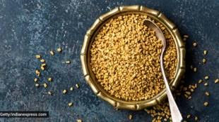 fenugreek seeds, blood sugar, diabetes