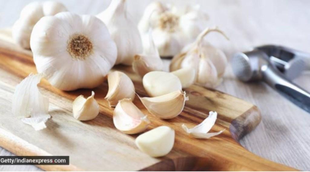 garlic, fatty liver, fatty liver control tips
