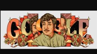 sivaji ganesan,sivaji ganesan birth anniversary, sivaji ganesan 93rd birth anniversary, Tamil cinema, google doodle, today google doodle, Doodle india, who was sivaji ganesan