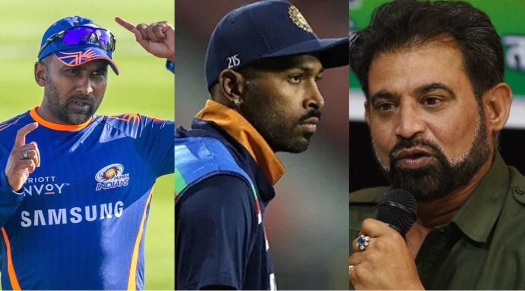 hardik-pandya-not-fully-fit-as-disclosed-by-ipl-team-mumbai-indians-coach-mahela-jayawardene-team-india-selectors-told-lie-for-t20-world-cup