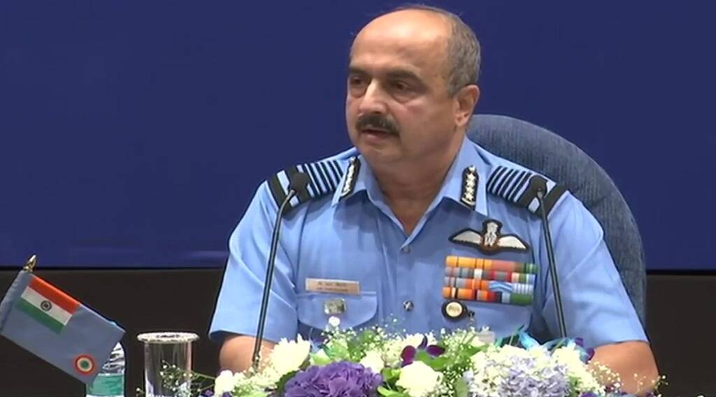 iaf chief on china, Coimbatore rape case, IAF Chief Marshal VR Chaudhari
