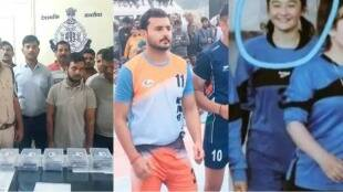 national-kabaddi-player-arrested-in-case-of-arms-and-ammunition-smuggling-also-taliban-bareheaded-women-volleyball-player-in-afghanistan