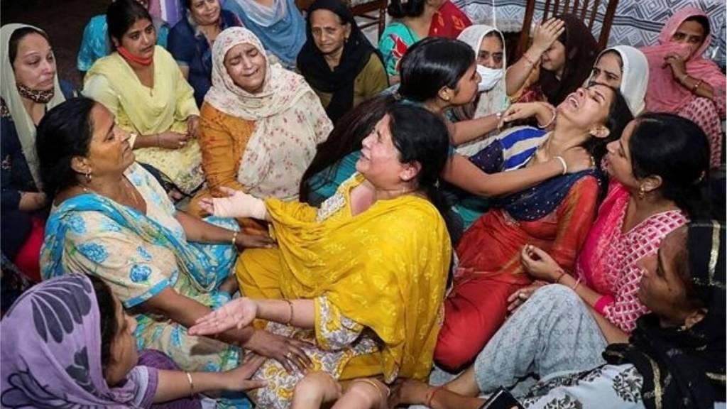 Murder in kashmir, Teacher murder Photo kashmir