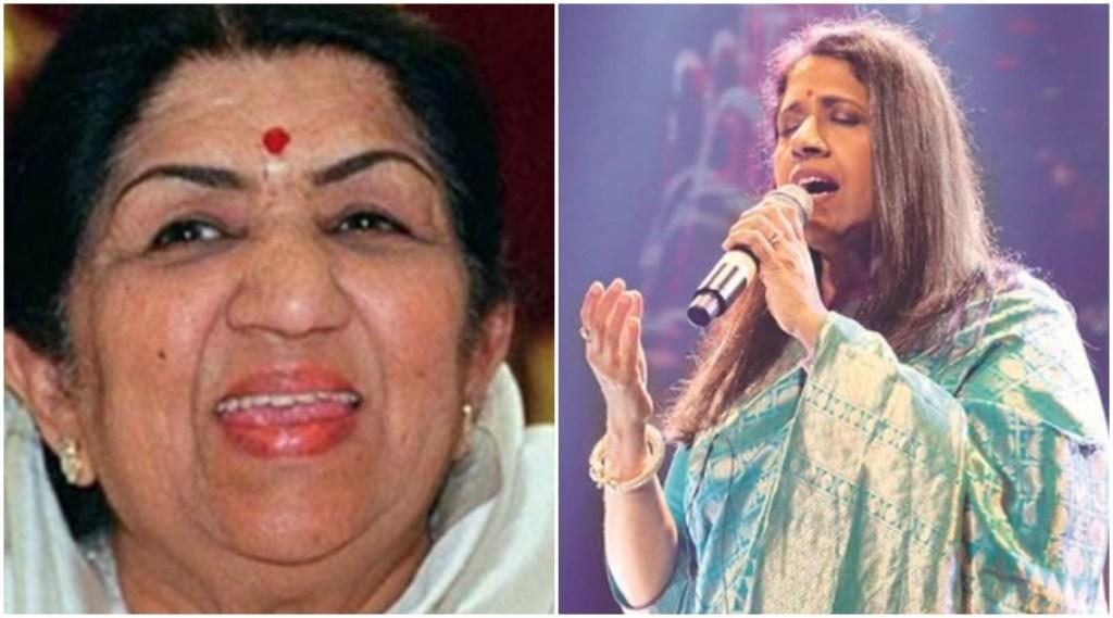 kavita krishnamurthy, lata mangeshkar, subhash ghai