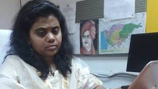 Pranjal Patil, visually challenged IAS officer, IAS officer Pranjal Patil, UPSC exams, IAS, IAS success stories