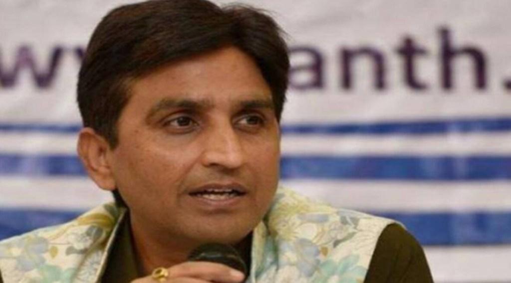 kumar vishwas, ashish mishra, kumar vishwas controversy