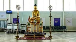 kushinagar airport, pm modi, up international airport