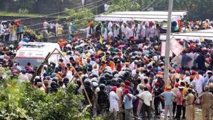 Lakhimpur kheri, farmers protest