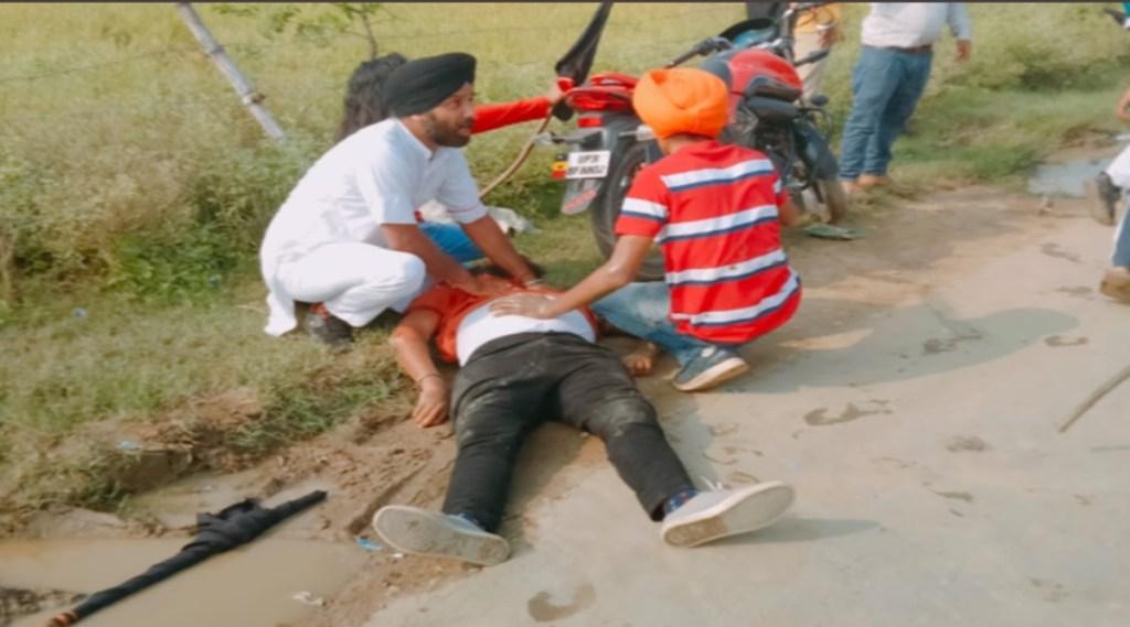 lakhimpur khiri, farmers protest, rakesh tikait