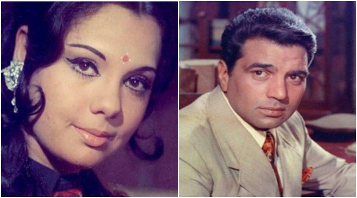 When Mumtaz was being stopped from doing Dev Anand's 'Hare Ram Hare Krishna', Dharmendra had helped her