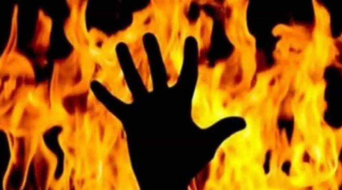 Daughter did love marriage against father's wish, man burnt alive seven family members