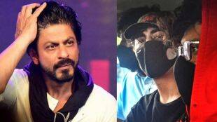 Shahrukh khan , Aryan khan