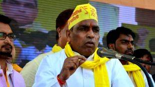 OP Rajbhar, UP election 2022