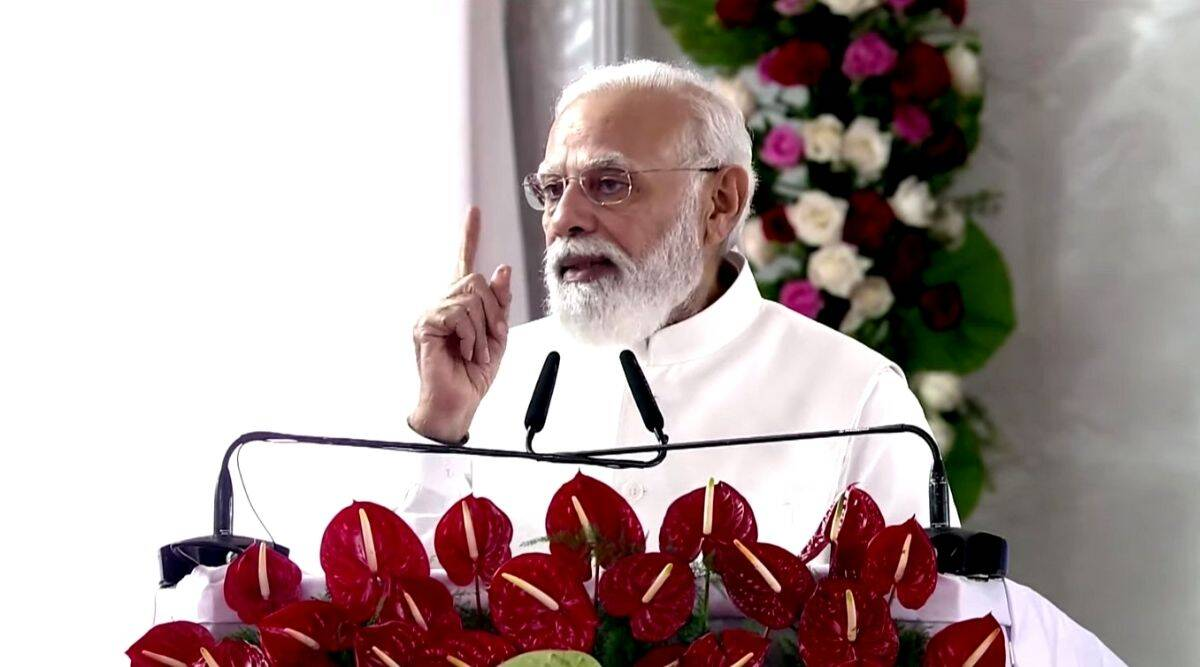 UP got third international airport, Modi said – farmers will also benefit from this