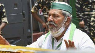 Rakesh Tikait, Farmers Protest