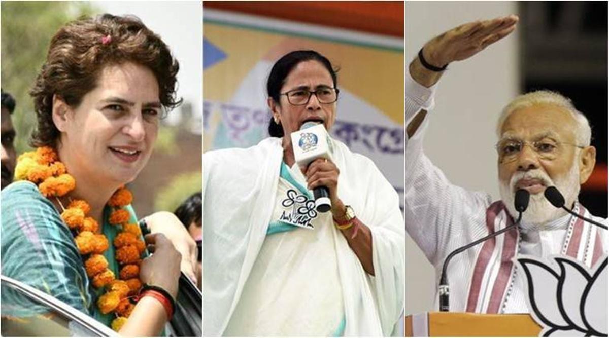 Ashoke Pandit Taunted Mamata Banerjee Priyanka Gandhi As They Chant Maha Mantra Says Seems Like PM Modi Gaved Them Homework