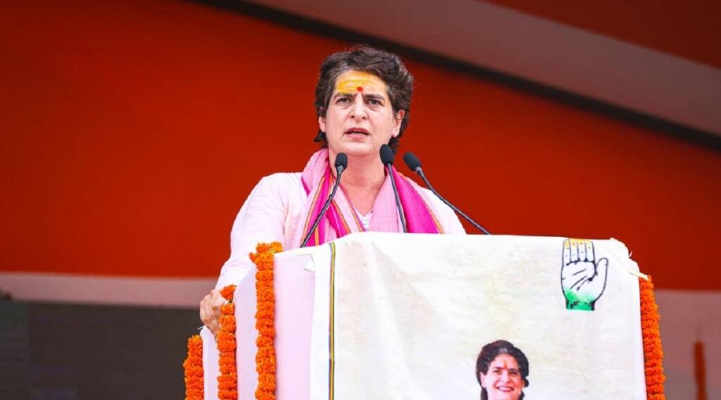 priyanka gandhi, up election, lakhimpur kheri
