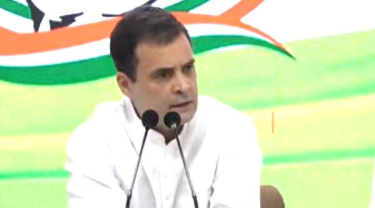 Rahul's taunt on China-Bhutan agreement, said – Modi government's foreign policy is to lose friends
