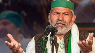 rakesh tikait, farmers protest, rakesh tikait news in hindi