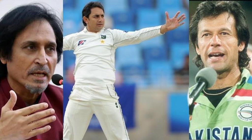 rameez raja Saeed Ajmal imran khan ICC BCCI PCB