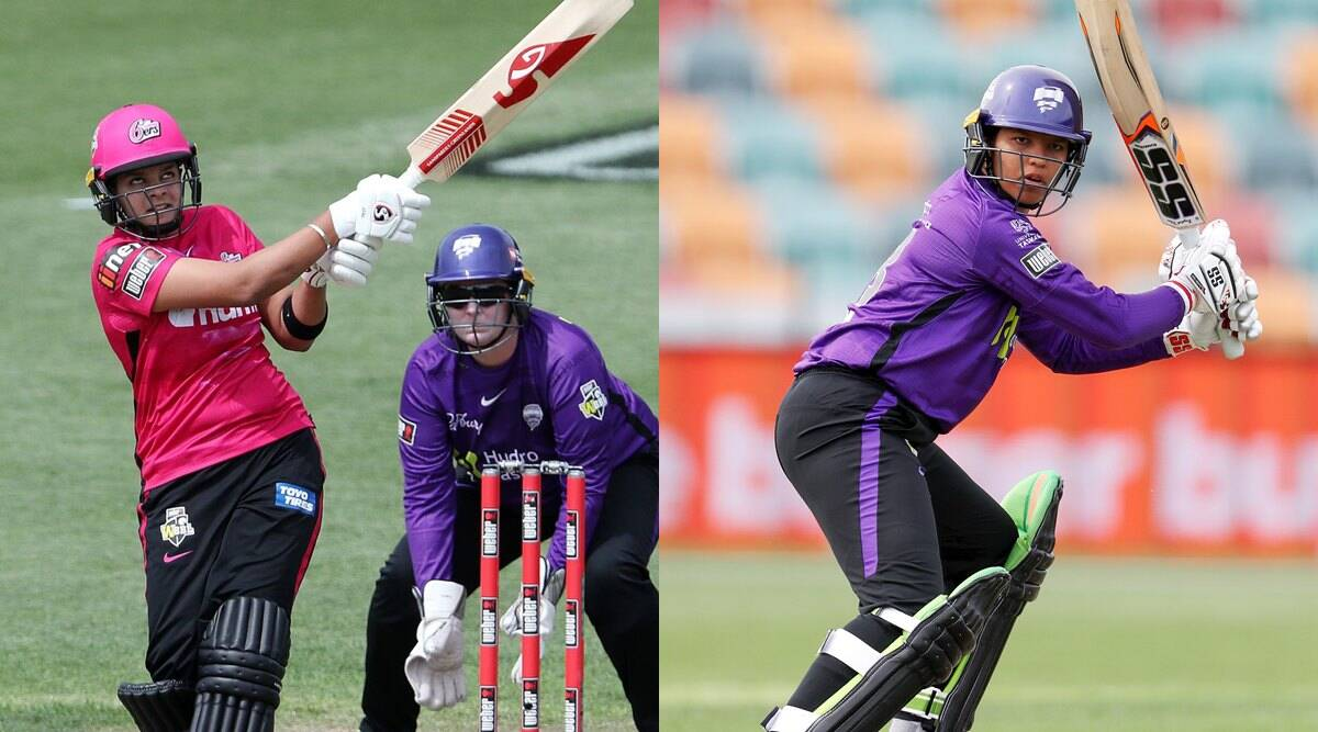 verma-half-century-leads-sydney-sixers-to-5-wickets-win-over-hobart-hurricanes-in-women-big-bash-league-also-richa-ghosh-batted-well – WBBL: Indian Women Australia's dominance, Shafali Verma's stormy half-century helped Sydney Sixers win;  Richa Ghosh's brilliant innings got spoiled
