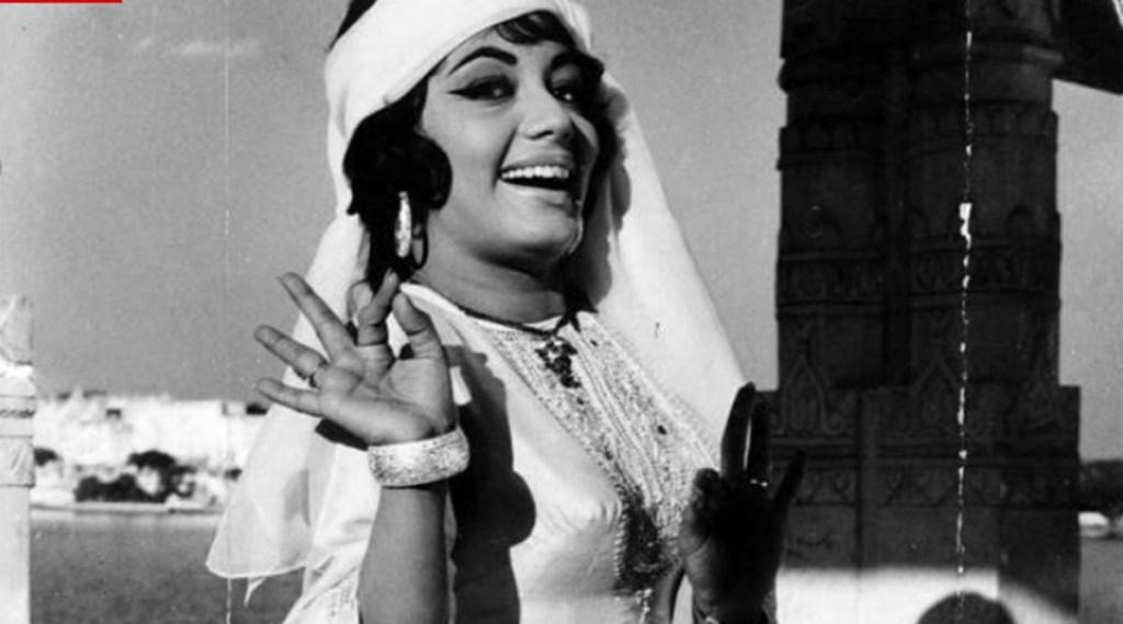 Raj Kapoor, साधना, राज कपूर, Raj Pakoor upset by Sadhna,