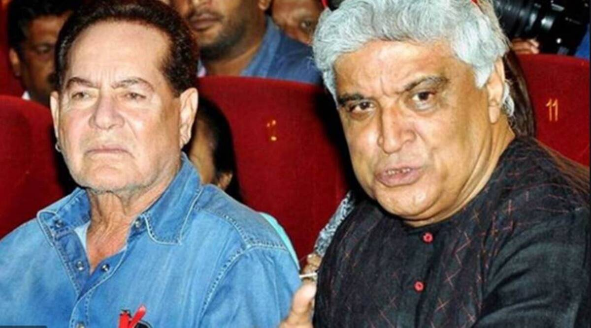 When Salim Khan Stopped Javed Akhtar And Told Him I Can Look After Myself As As He Started Walking With Him To Car