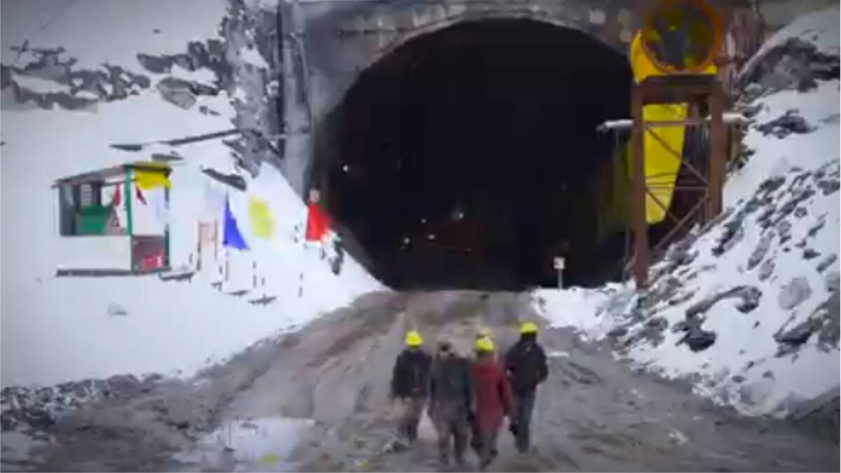 This 12 km long tunnel will make many world records in Arunachal Pradesh, know what is the specialty