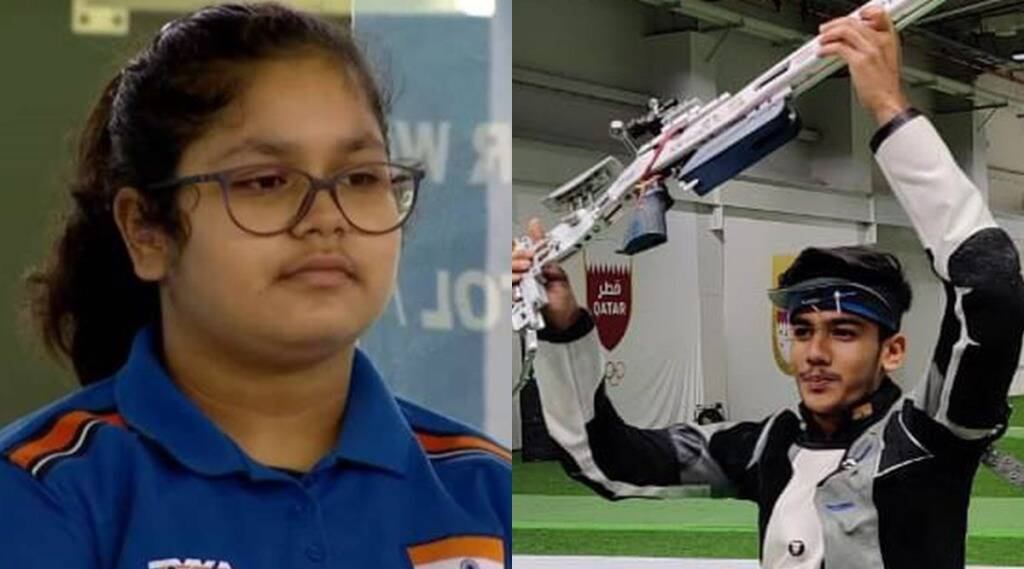 indian-shooter-aishwarya-pratap-singh-tomar-clinched-gold-with-world-record-in-lima-jr-world-championship-after-14-years-old-namya-kapoor-and-manu-bhaker