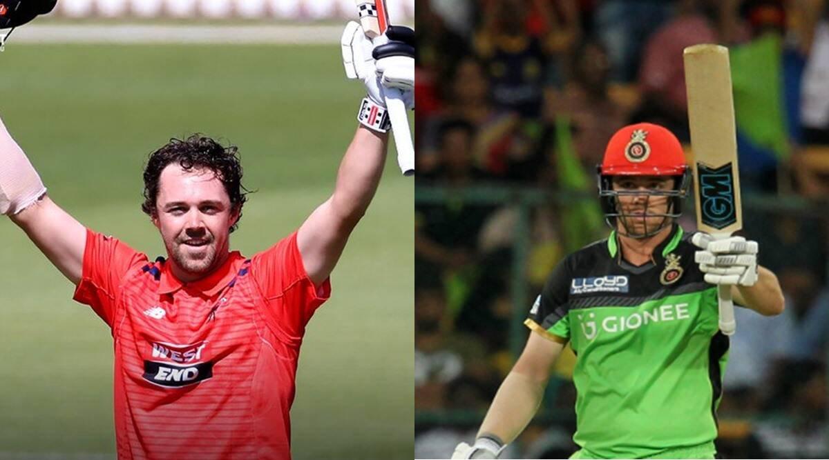 rcb-batsman-travis-head-hits-36-balls-160-runs-with-127-balls-230-runs-innings-by-australian-batsman-before-t20-world-cup-in-marsh-cup- video – Australian player hit such a six that a young man going on the road caught the catch, former RCB cricketer scored 160 runs in 36 balls!  Watch Video