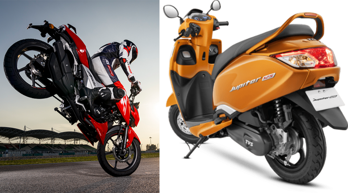TVS brings Apache RTR 160 4V with new Jupiter 125, know features and prices of both vehicles after new Jupiter 125 TVS brings Apache RTR 160 4V after new Jupiter 125, know – Features and prices of both the vehicles