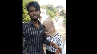 Madhya Pradesh, Bhopal, Viral video, Woman Forced To Take Off Hijab, Pillion rider, Bhopal Police