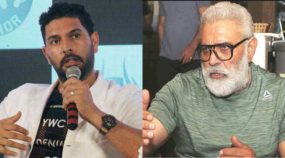 singh-arrested-for-controversial-statement-on-chahal-earlier-also-he-and-his-father-yograj-singh-gets-trapped-into-several-controversies-likes-of-ms-dhoni Trapped Yuvraj Singh has an old relationship with controversies, father Yograj Singh also made controversial comments many times